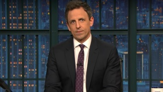 'The Election Is Over!': Seth Meyers Lays Trump Out Over His False Voter Fraud Claims
