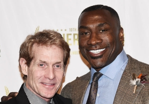 Shannon Sharpe Had The Perfect Comeback After A Twitter Troll Made Fun Of His Lisp