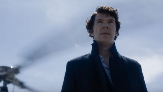 'Sherlock' Releases A Trailer For What May Be Its Final Episode, Complete With A Gratuitous Explosion