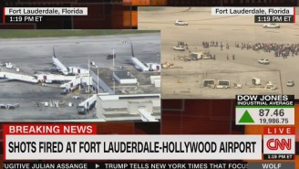 Multiple People Have Been Shot At The Fort Lauderdale-Hollywood International Airport In Florida