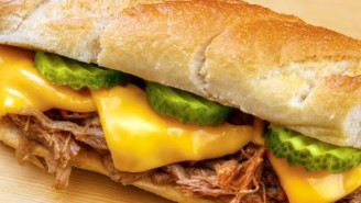 Subway's New 'Pulled Pork And Fritos' Sandwich Is Just Waiting To Give You A Heart Attack