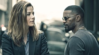 Jamie Foxx Looks Bored In The Uninspired Thriller Remake 'Sleepless'