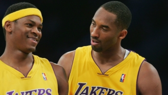 Smush Parker Thinks He And Kobe Bryant Could Have Been The Lakers' Best Backcourt Ever