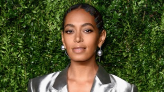 It Appears That Solange Has Chosen Her Son's Basketball Season Over The Tour Life
