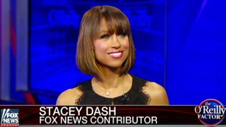 The Fox News Shakeup Continues With The Controversial Stacey Dash Losing Her Contributor Spot