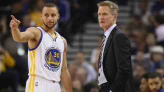 Steve Kerr Believes Steph Curry Might Be More Popular With Kids Than Michael Jordan