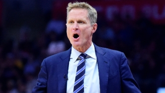 Steve Kerr Is Pissed At NBA Players For Not Taking Their All-Star Votes Seriously