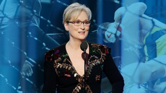 Meryl Streep Was Dead Wrong About MMA In Her Otherwise Lovely Golden Globes Speech