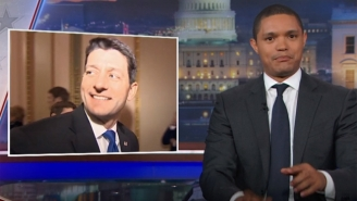 Trevor Noah Gleefully Illustrates How Republican Congressmen Bungled Their Attempt To Gut The Ethics Committee