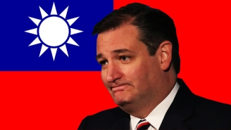 Ted Cruz And The Texas Governor Met With Taiwan's President Against The Objections Of China