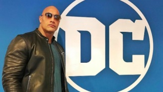 The Rock Might Be The Man Who Saves The DC Cinematic Universe From Itself
