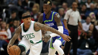 Dennis Schröder Has Beef With Isaiah Thomas For Allegedly Using His Mom While Talking Trash