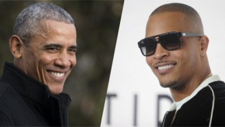 T.I. Praises President Obama For Galvanizing A Generation To Fight For Change