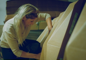 One Woman's Mission To Create Cardboard Houses For The Homeless
