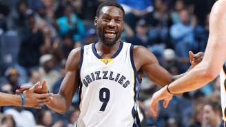 Tony Allen Hilariously Proved Why Some NBA Players Shouldn't Have An All-Star Vote