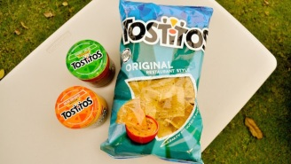 Tostitos Launches A Bag That Can Double As A Breathalyzer For Your Drunk Ass