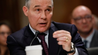 The Senate Confirms Oklahoma Attorney General Scott Pruitt As Head Of The EPA