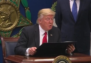 Trump's 'Extreme Vetting' Executive Order On Immigration Calls For 'Realignment' Of Refugee Program