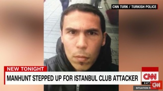 Turkish Police Release A Selfie Video Believed To Have Been Taken By The Istanbul Nightclub Gunman