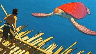 The One-Of-A-Kind 'The Red Turtle' Is A Gripping Animated Tale Of Survival And Change