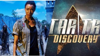 The 'Star Trek Discovery' Premiere Is Delayed Yet Again, Thanks To 'The Walking Dead'