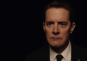 This 'Twin Peaks' First Look Re-Introduces FBI Special Agent Dale Cooper In All His Dark And Gloomy Glory