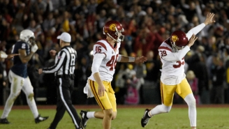 All The Wildest Moments From The Most Insane Rose Bowl Of All Time