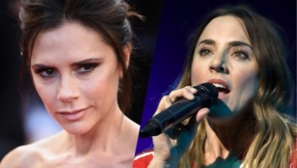 Victoria Beckham And Mel C Had A 'Spice Girls' Reunion On New Year's Eve