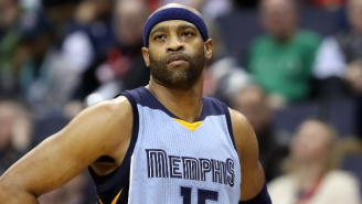 40-Year-Old Vince Carter Is Scared Of What's Next After He Finally Retires