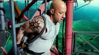 Hey, Do You Want To Watch Vin Diesel Ski Through A Rainforest?