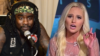 Rapper Wale Becomes The Latest Victim Of Tomi Lahren's Wrath