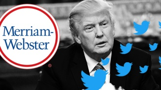 The Merriam-Webster Dictionary Is Firing Subtle Shots At The Trump Administration On Twitter