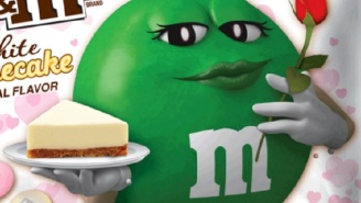 The Newest M&M's Flavor Is Here To Immediately Derail Your Diet Resolutions