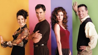 'Will & Grace' Is Officially Returning To NBC