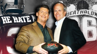Inside ESPN's '30 For 30: This Was The XFL,' A Love Story About Dick Ebersol And Vince McMahon