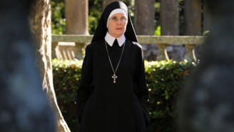 The 'Young Pope' Popedown, Episode 3: Diane Keaton Is Awful At Basketball