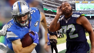 Lions' Zach Zenner Is Appreciative Of Michael Bennett's 'White Running Back' Comments