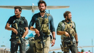 The Academy Rescinds An Oscar Nomination For '13 Hours' After A Rules Violation