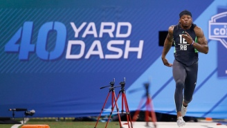 An NFL Prospect Will Win Their Own Private Island If They Break The 40-Yard Dash Record