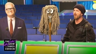 Aaron Paul Gets Another Chance To Lose On 'The Price Is Right'
