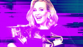 Can Adele Pull Off A Historic Grammys Feat That Only Stevie Wonder Has Accomplished?