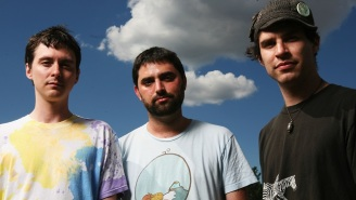 Animal Collective Go 'Kinda Bonkers' On Their New EP 'The Painters'