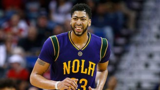 The Pelicans Really Want To Trade For A Center To Pair With Anthony Davis