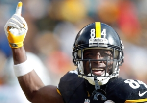 The Steelers Have Made Antonio Brown The NFL's Highest-Paid Receiver