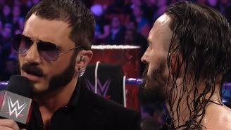 WWE May Have Plans For Austin Aries At WrestleMania