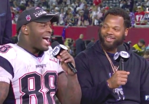 The Bennett Brothers Gave Us A Hilarious Story About Taunting Following The Super Bowl