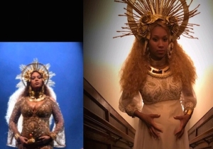 A Local News Anchor In New Orleans Perfectly Channeled Beyonce For Her Mardi Gras Costume