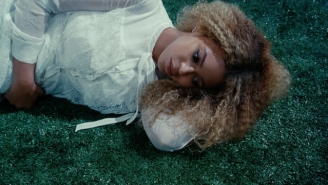 Beyonce Drops The Videos For 'Sandcastles' And 'Love Drought' To Wrap Up A Huge Grammy Night