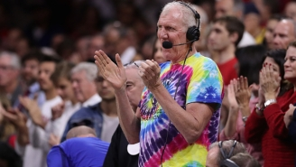 Bill Walton Trashed Carmelo Anthony And Called An ESPN Producer 'Dr. Slave Driver' On-Air