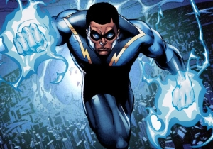 'Black Lightning' Will Become The CW's Fifth DC Superhero Show